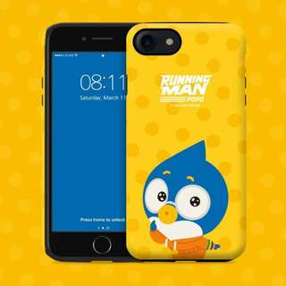 Running Man Authentic bumper case for Iphone, Galaxy (Haha)