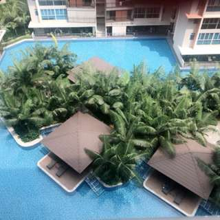 Attractive pool view house for rent!! Cheap
