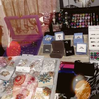 Booth Sales @Teban Garden 24th Feb