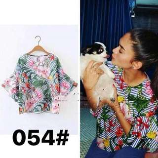 Pia Floral top