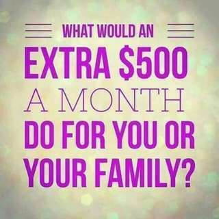 Wanting to earn extra income?