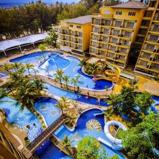 Gold Coast Malacca International Resort+Water Theme Park (Vouncher)