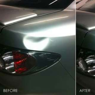 CAR DENT AND ACCIDENTAL REPAIR
