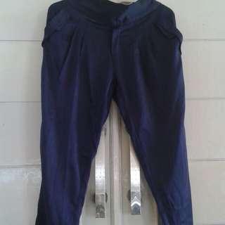 Celana biru dongker 50rb