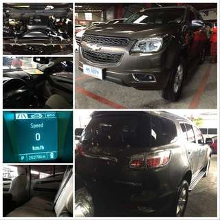 2015 Chevrolet TrailBlazer LTZ 4x4 AT Dsl