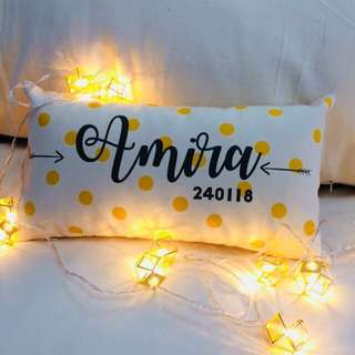 Personalised Design Pillow