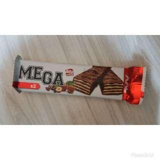 零食*3入土耳其 Bifa 比夫特大黑巧克力酥 55g