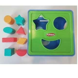 Playskool Sorting Cube