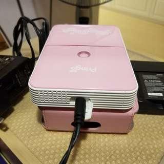 二手 Hiti Pringo P231 熱昇華 相片打印機 連 電池變壓器