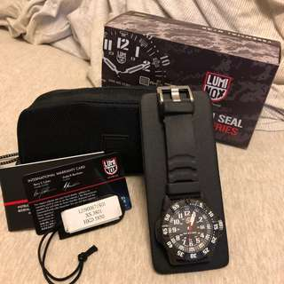 LUMINOX [Sea Series] Carbon SEAL XS.3801