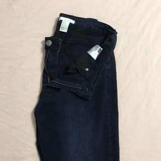 H&M Biker Jeans