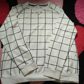 Sweter garis