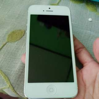 Iphone 5 64gb FU