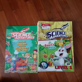 Young Scientists/Science Adventures