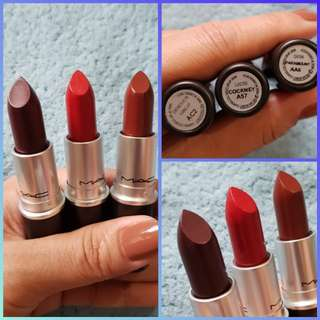 Clearance SALE Authentic M.A.C lipstick from U S.A
