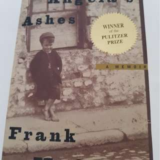 Frank McCourt Angela Ashes