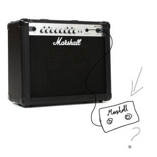 LOOKING FOR: Marshall Foot Controller