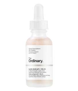 (Ready stock)The Ordinary Lactic Acid 10% + HA 2%