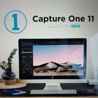 Capture One Pro 11 original 1 license