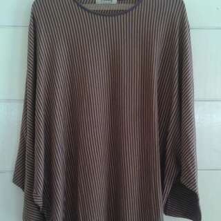 Tunic strip kaos 40rb