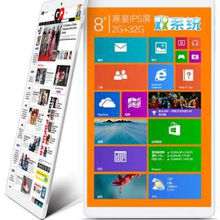 Teclast X80H Dual OS Android 4.4+Win 8.1 Tablet PC 2GB/32GB