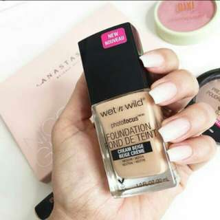 (INSTOCK) Wet N Wild Photo Focus foundation