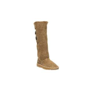 UGG Knitted Boots - Chesnut