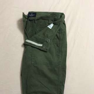 American Eagle Army Joggers