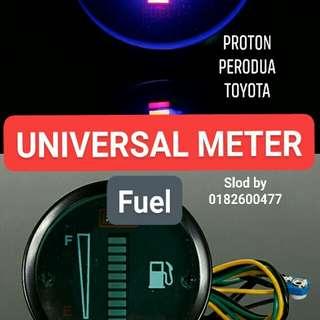 Fuel petrol meter car UNIVERSAL