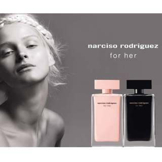 Narciso Rodriguez FOR HER EDP EDT 50ml/ 100ml 女仕香水