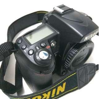 Nikon D90 complete sets