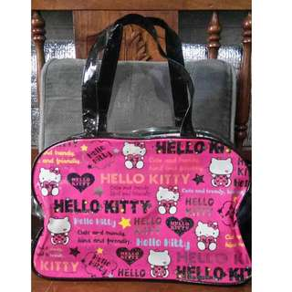 hello kitty bag (authentic) 9.5x13""