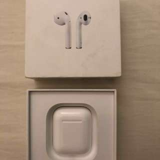 (Reduced Price) Authentic Apple Airpods #15Off