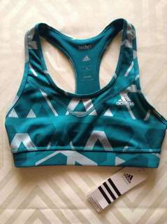 Adidas Original Techfit Sports Bra (BRAND NEW WITH TAG)