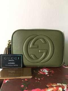 Gucci Soho Disco Bag ( Onhand )