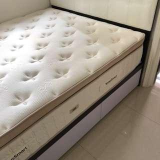 Slumberland 床褥連床架