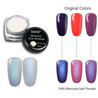 Mermaid Pearl Nail Powder