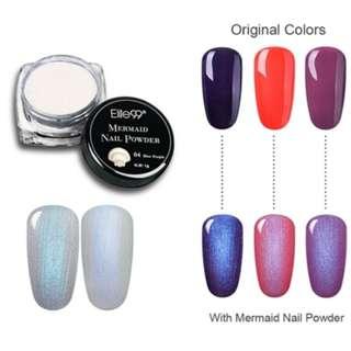 Mermaid Pearl Nail Powder