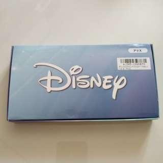 Disney Alice in wonderland double sided Wallet
