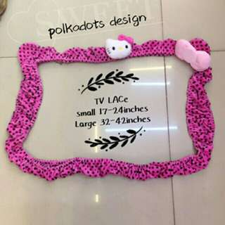 Hello Kitty TV Lace