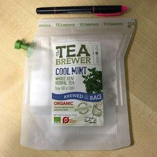 Travel Tea Pot (reusable)