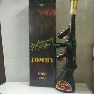 Tommy Merlot 2008 (Limited Edition)