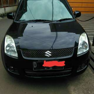 Suzuki Swift ST AT 2008 Hitam