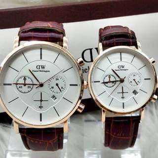 Daniel Wellington Leather Exclusive