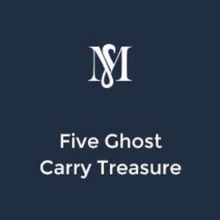 Feng Shui - Five Ghost Carry Treasure Formula for Wealth
