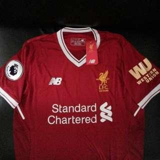 Liverpool 17/18 Jersey