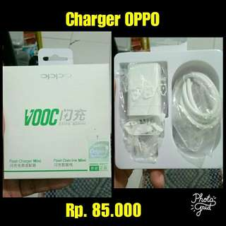 Charger Oppo VOOC ORIGINAL 2A Fast Charging