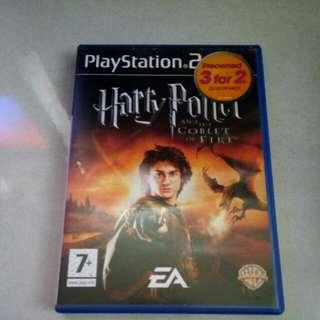 PS2 Harry Potter PAL