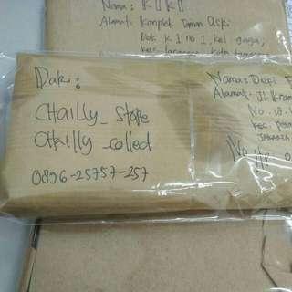 Paket Chailly😊siap kirim