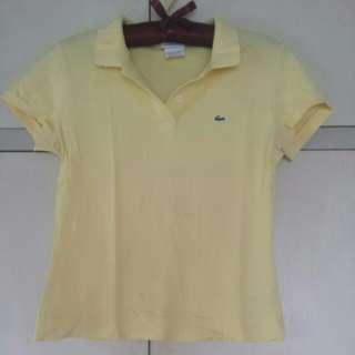 Authentic Lacoste Shirt